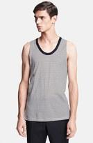 Lanvin Stripe Knit Tank Top
