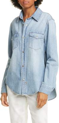 Ksubi Sirato Chambray Shirt