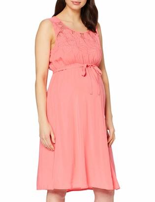 Mama Licious Mamalicious Women's MLSILLO S/L Woven Dress
