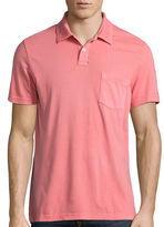 Arizona Short Sleeve Solid Jersey Polo Shirt