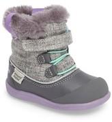 See Kai Run Infant Girl's 'Abby' Waterproof Boot