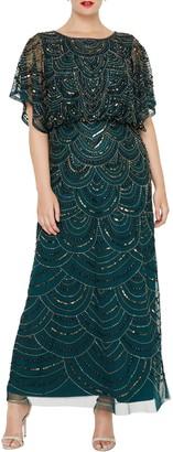 Studio 8 Jupiter Maxi Dress, Pine