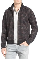 Fred Perry Men's Camo Track Jacket