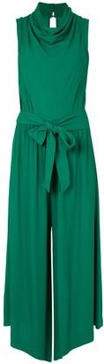 Ginger & Smart Bliss tie-waist jumpsuit