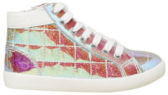 Seed Heritage Glitter Irridescent High Top No