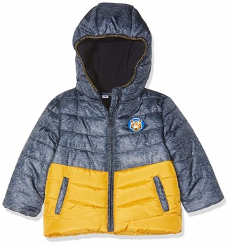 3 Pommes Baby Boys' 3p41043 Parka Bi Color Coat