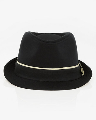 Le Château Cotton Twill Fedora Hat
