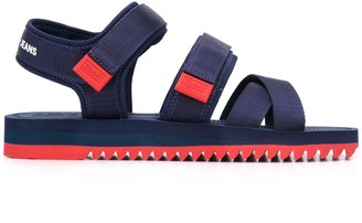 Tommy Jeans Multi-Strap Sandals
