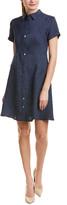 Donna Degnan Linen Shirtdress