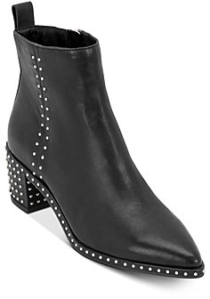 Dolce Vita Women's Brook Studded Ankle Boots