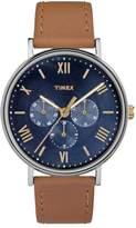 Timex Men's Southview Leather Watch - TW2R29100JT