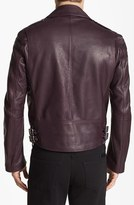 Burberry 'Wroxton' Leather Jacket