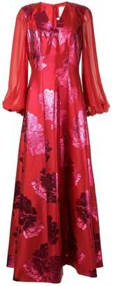 Ingie Paris floral dress