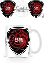 Very Game Of Thrones - Targaryen Mug