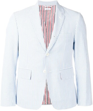 Thom Browne Seersucker Sport Coat