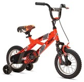 "Jeep Kids Kent Mountain Bike 12"" - Orange/Black"