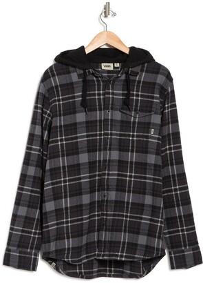 Vans Miller Plaid Shirt Jacket