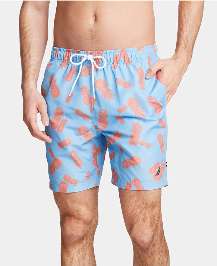 05b6aab166 Mens Swim Trunks Pineapple - ShopStyle