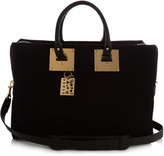 Sophie Hulme Cromwell canvas tote