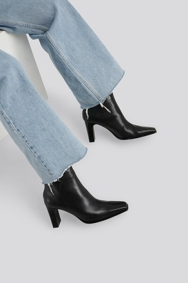 MANGO Bell Ankle Boots