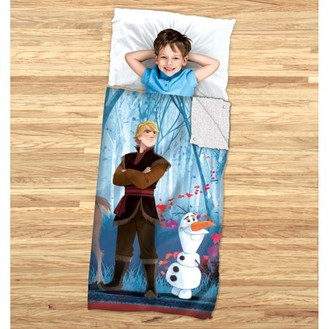 Disney Frozen Disney's Frozen II Olaf Kids 2-in-1 Cozy Cover and Slumber Bag