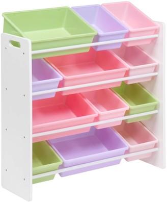 Honey-Can-Do Kids Toy Room Storage Organizer