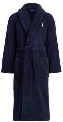 Ralph Lauren Shawl-Collar Robe