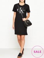 Calvin Klein Dakota True Icon T Shirt Dress