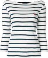 Polo Ralph Lauren boat neck knit top