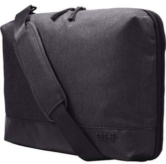 """Cocoon GRID-IT! Carrying Case (Sleeve) for 15.6"""" MacBook - Charcoal - Water Resistant - Nylon - Shoulder Strap, Hand Strap"""