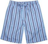 Derek Rose Mayfair Striped Cotton Shorts