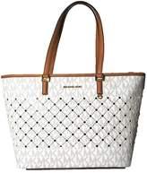 Michael Kors Violet Shoulder Bag
