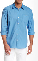 Volcom Everett Solid Long Sleeve Classic Fit Shirt