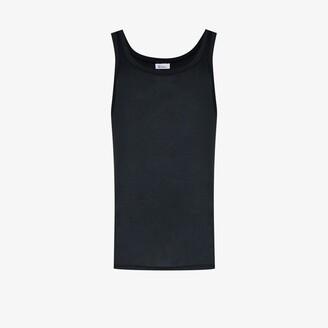 Schiesser Heinrich stretch cotton vest