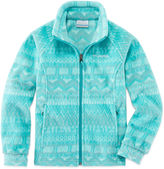 Columbia Girls Lightweight Fleece Jacket-Big Kid