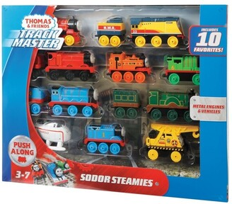 Thomas & Friends TrackMaster Sodor Steamies 10-pack