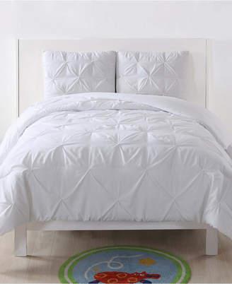 My World Pleated Full/Queen Comforter Set Bedding