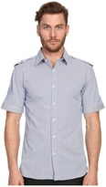 Pierre Balmain Military Button Up Shirt