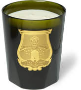 Cire Trudon Ernesto Tobacco And Leather Scented Candle, 3kg - Dark green