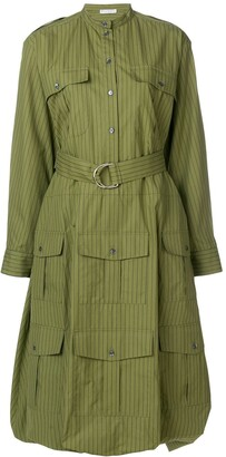 J.W.Anderson Multi Pocket Shirt Dress