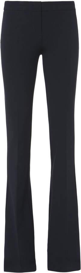 Derek Lam Alana Navy Flare Pants