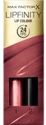 Max Factor Lipfinity Lip Gloss (Various Shades) - Charming