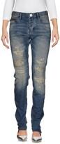Emporio Armani Denim pants - Item 42567048