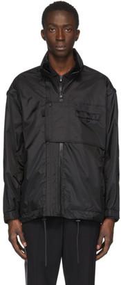 Solid Homme Black Ripstop Jacket