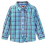 Joe Fresh Button Front Shirt (Toddler & Little Boys)