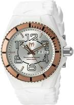 Technomarine TM-115145 Men's 'Cruise Jellyfish' Swiss Quartz Stainless Steel Casual Watch