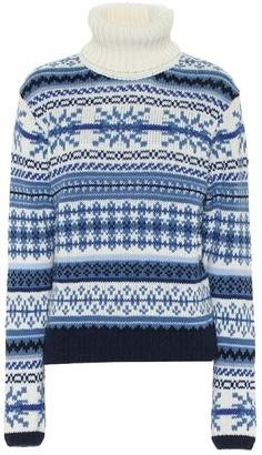 Baum und Pferdgarten Creedence wool-blend sweater