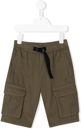 Stella McCartney Kids Cargo Shorts