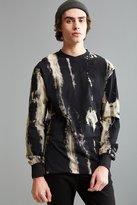 Publish Killien Bleached Crew Neck Sweatshirt