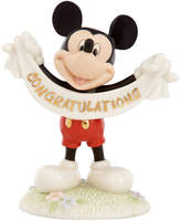 Lenox Closeout! Collectible Disney Figurine, Mickey Mouse and Friends Mickey's Congratulations